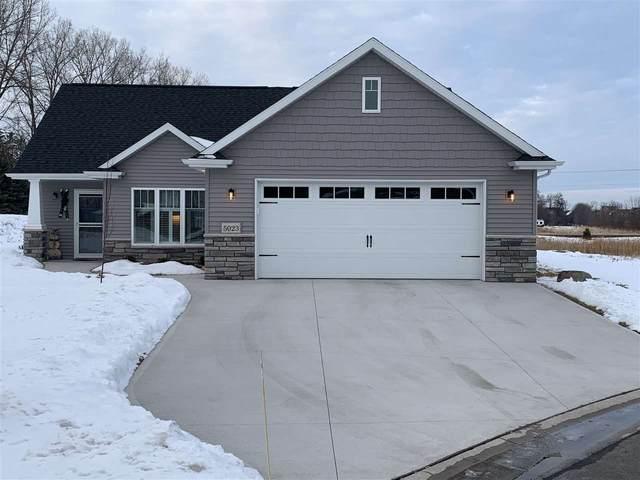 5004 W Boxwood Lane, Appleton, WI 54913 (#50235286) :: Carolyn Stark Real Estate Team