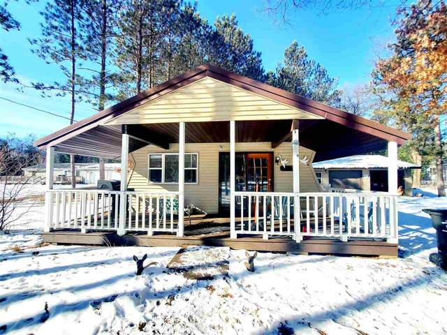 N7175 Hwy Hh, Shawano, WI 54166 (#50235303) :: Town & Country Real Estate
