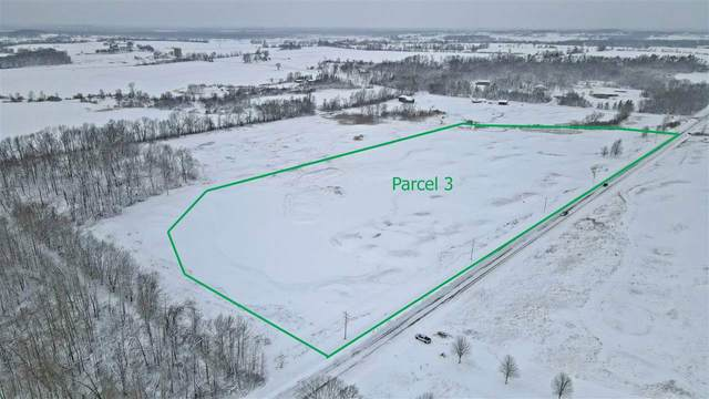 Market Road, Hortonville, WI 54944 (#50235348) :: Town & Country Real Estate