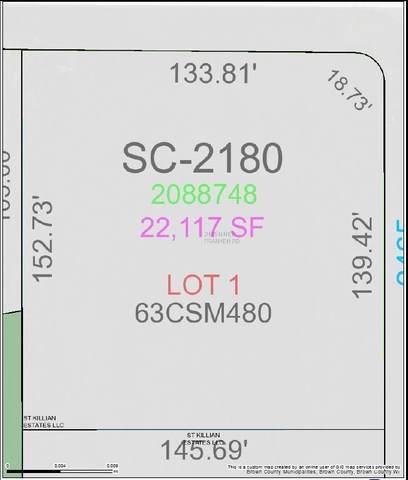 2465 N New Franken Road, New Franken, WI 54229 (#50235374) :: Town & Country Real Estate