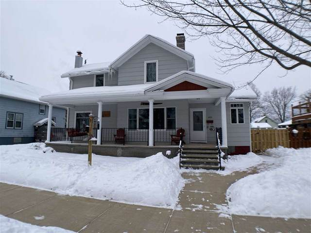 405 S Bartlett Street, Shawano, WI 54166 (#50235386) :: Town & Country Real Estate
