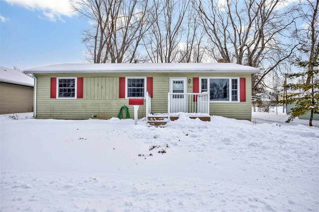 234 Superior Street, Omro, WI 54963 (#50235424) :: Town & Country Real Estate