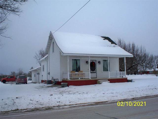 N3713 N 13TH Road, Pound, WI 54161 (#50235464) :: Town & Country Real Estate