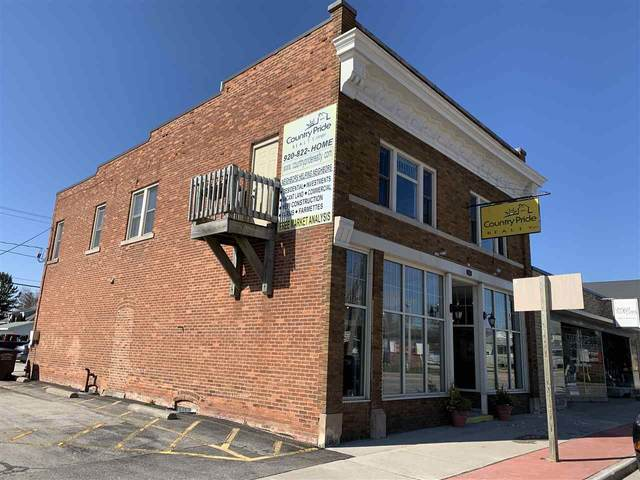144 W Pulaski Street, Pulaski, WI 54162 (#50235476) :: Symes Realty, LLC