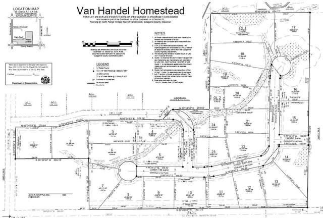 Cotton Tail Lane, Kaukauna, WI 54130 (#50235510) :: Town & Country Real Estate