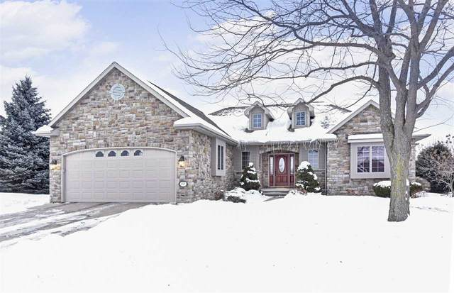 813 Whisper Falls Lane, Menasha, WI 54952 (#50235551) :: Dallaire Realty
