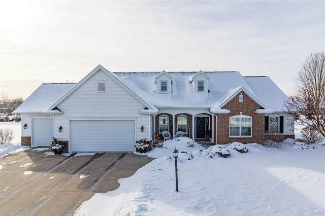 W6031 Cornflower Drive, Appleton, WI 54915 (#50235563) :: Town & Country Real Estate