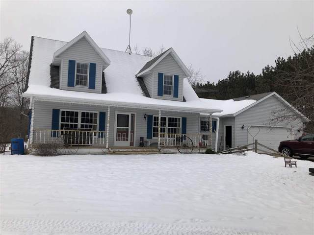 N6851 Kathryn Road, Shawano, WI 54166 (#50235564) :: Town & Country Real Estate