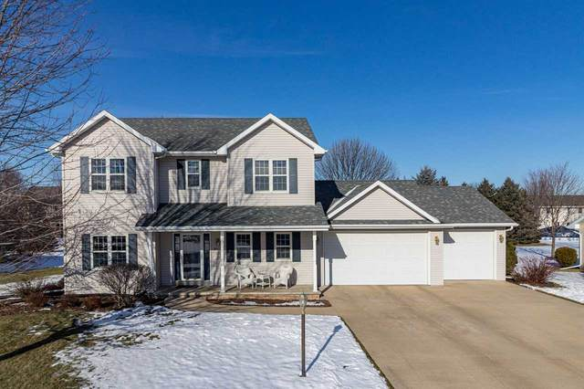 W6054 Zinnia Drive, Appleton, WI 54915 (#50235566) :: Town & Country Real Estate