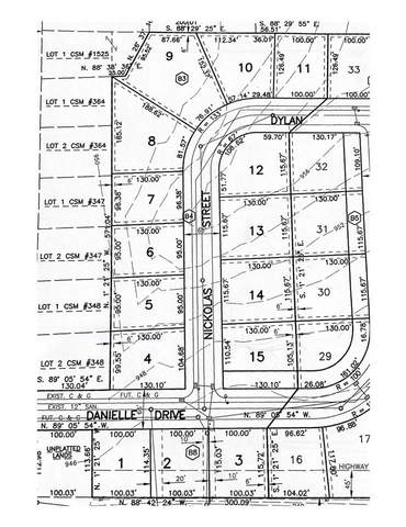 Nickolas Street, Randolph, WI 53956 (#50235645) :: Carolyn Stark Real Estate Team