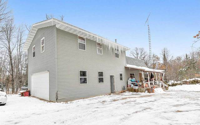 N11904 Hwy 141, Wausaukee, WI 54177 (#50235663) :: Town & Country Real Estate
