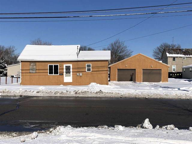 607 Pecor Street, Oconto, WI 54153 (#50235720) :: Town & Country Real Estate