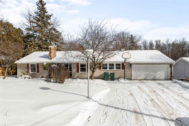 608 S Timmers Lane, Appleton, WI 54914 (#50235744) :: Town & Country Real Estate