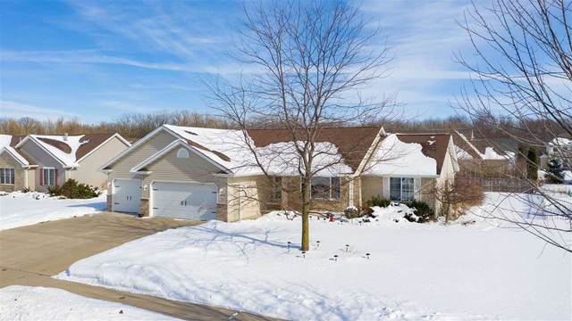 1616 Pendleton Road, Neenah, WI 54956 (#50235765) :: Dallaire Realty