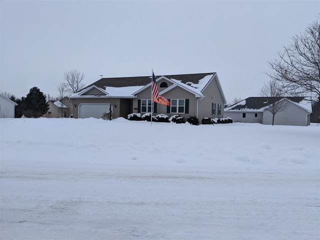 N1090 Redwing Drive, Greenville, WI 54942 (#50235786) :: Town & Country Real Estate