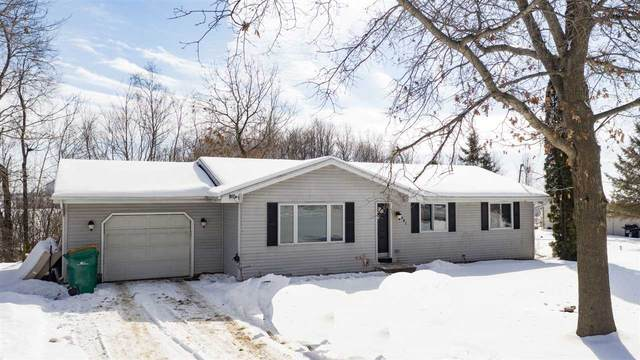 E3481 Crystal Road, Waupaca, WI 54981 (#50235809) :: Town & Country Real Estate