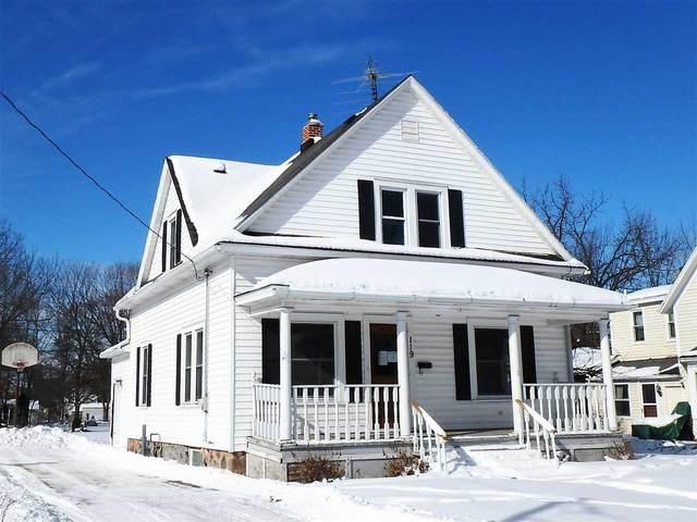 119 Pine Street, Waupaca, WI 54981 (#50235849) :: Town & Country Real Estate