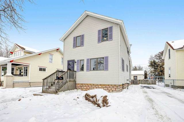 1432 Mary Street, Marinette, WI 54143 (#50235859) :: Town & Country Real Estate