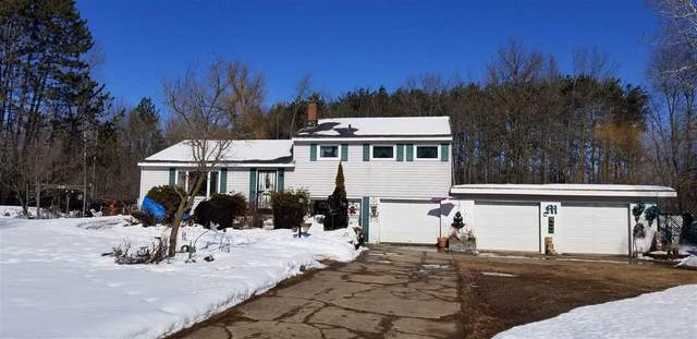 E7310 Magolski Road, Marion, WI 54950 (#50235875) :: Town & Country Real Estate