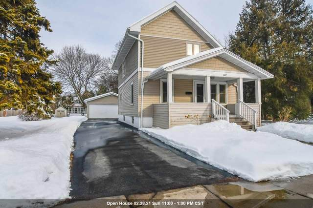 642 Congress Street, Neenah, WI 54956 (#50235896) :: Town & Country Real Estate