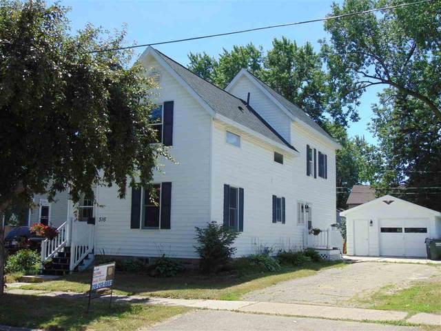 516 E Washington Street, New London, WI 54961 (#50235910) :: Town & Country Real Estate