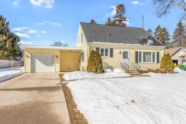 1411 Dodge Street, Kewaunee, WI 54216 (#50235912) :: Town & Country Real Estate
