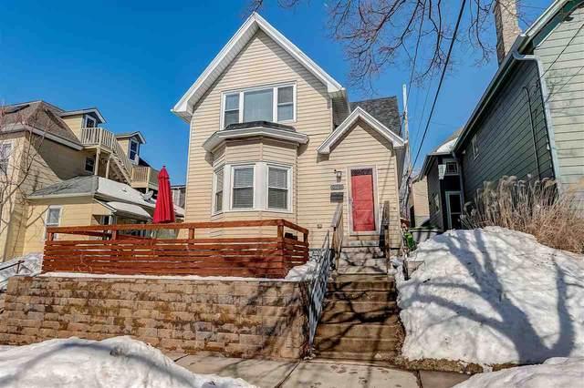 914 E Kewaunee Street, Milwaukee, WI 53202 (#50235916) :: Symes Realty, LLC