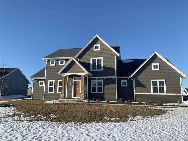W5628 Jones Way, Appleton, WI 54915 (#50235959) :: Town & Country Real Estate