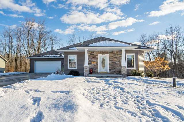803 Waupaca Street, Fremont, WI 54940 (#50235965) :: Carolyn Stark Real Estate Team