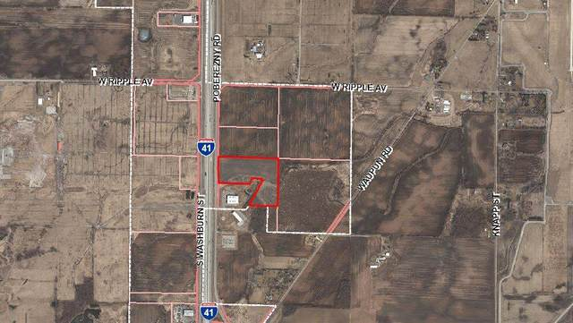 Poberezny Road, Oshkosh, WI 54902 (#50235975) :: Town & Country Real Estate
