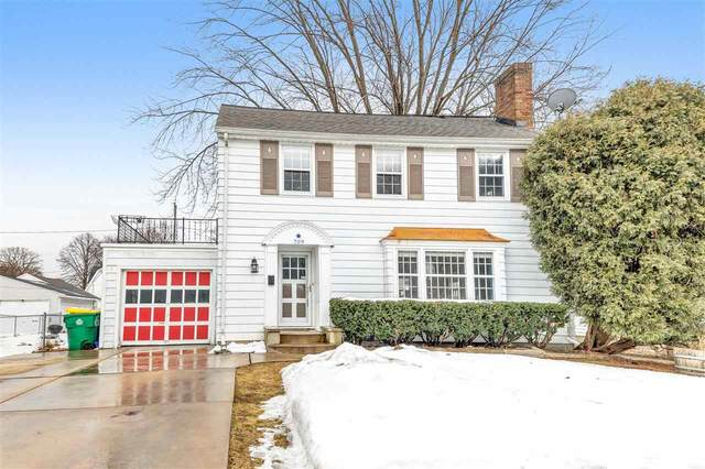 709 12TH Avenue, Green Bay, WI 54304 (#50235979) :: Town & Country Real Estate