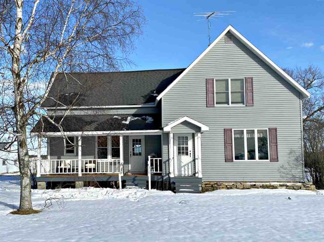 N9964 Hwy 180, Wausaukee, WI 54177 (#50235985) :: Town & Country Real Estate