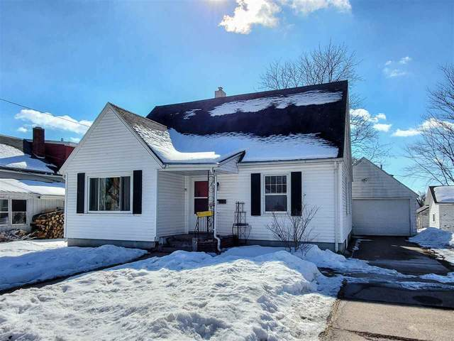 48 Hughes Street, Clintonville, WI 54929 (#50236002) :: Town & Country Real Estate