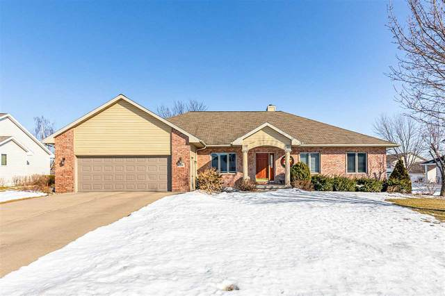 1369 Graystone Court, De Pere, WI 54115 (#50236006) :: Todd Wiese Homeselling System, Inc.
