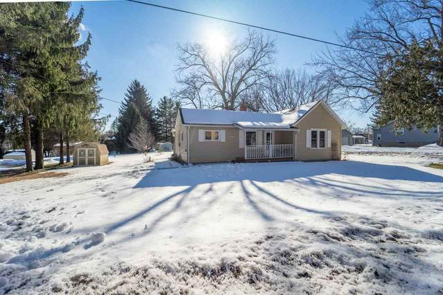 W2325 Commercial Street, Poy Sippi, WI 54967 (#50236023) :: Town & Country Real Estate