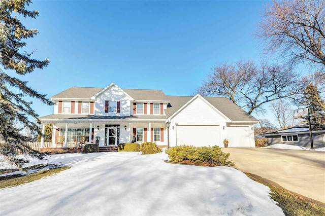 528 St Francis Drive, Green Bay, WI 54301 (#50236032) :: Dallaire Realty