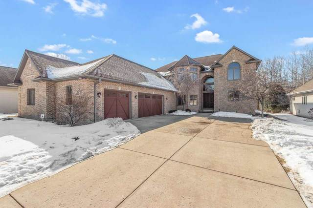 1593 Rustic Way, Green Bay, WI 54313 (#50236033) :: Dallaire Realty