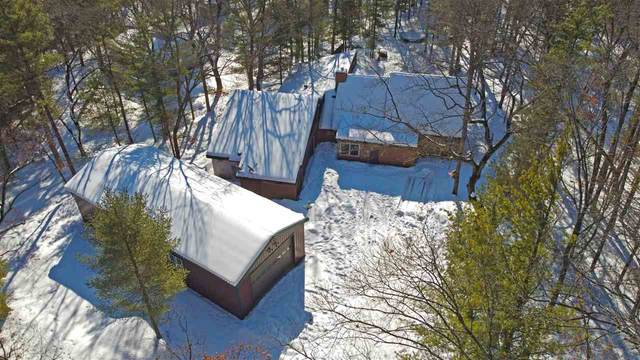 W4647 S Pearl Lake Road, Redgranite, WI 54970 (#50236036) :: Symes Realty, LLC