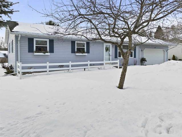 109 Ridge Road, Clintonville, WI 54929 (#50236042) :: Town & Country Real Estate