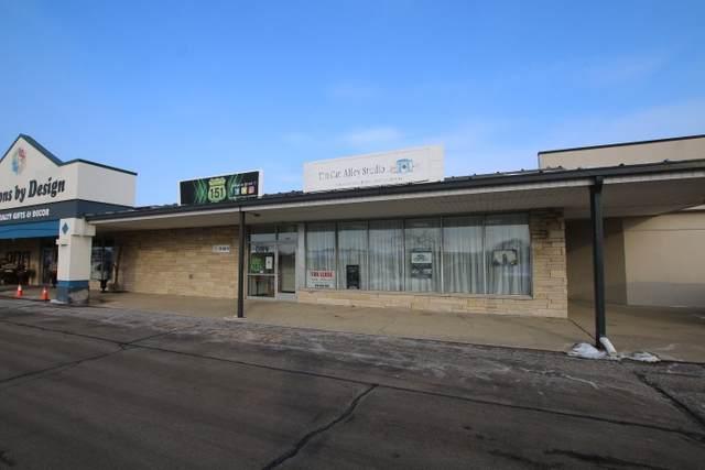104 S Side Shopping Center, Chilton, WI 53014 (#50236059) :: Ben Bartolazzi Real Estate Inc