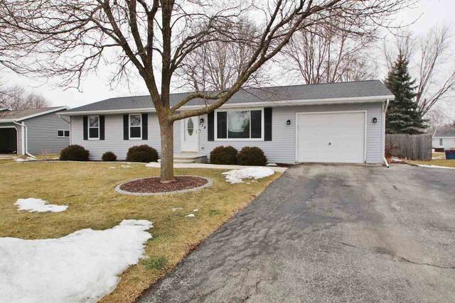 319 Janet Court, Wrightstown, WI 54180 (#50236078) :: Dallaire Realty