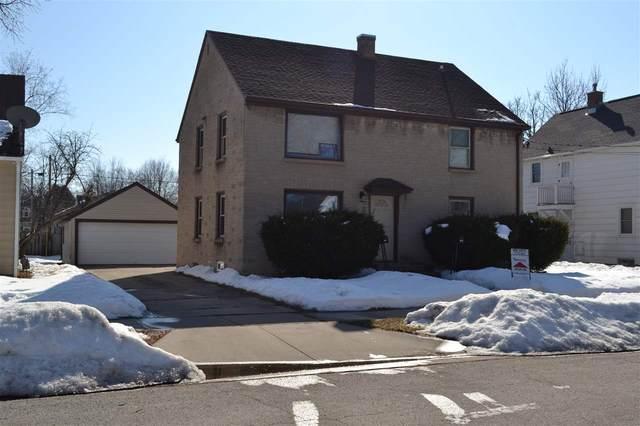 1425 W Harris Street, Appleton, WI 54914 (#50236089) :: Todd Wiese Homeselling System, Inc.