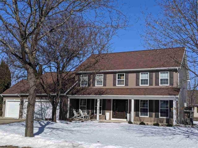 27 Rustic Court, Appleton, WI 54911 (#50236090) :: Carolyn Stark Real Estate Team