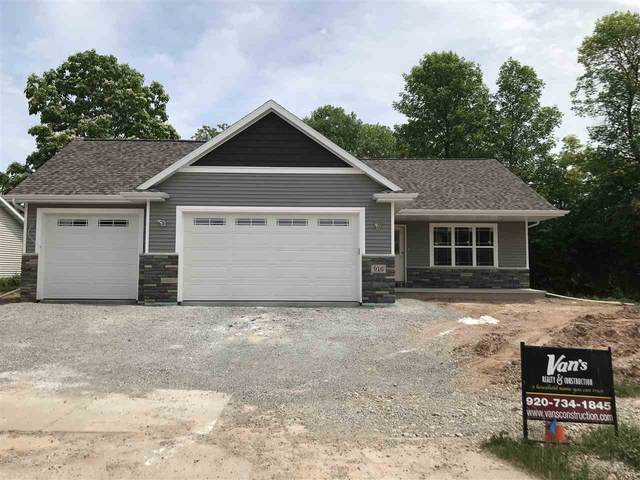 1013 Grassy Meadow Lane, Menasha, WI 54952 (#50236107) :: Dallaire Realty