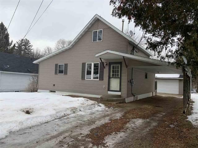 110 N Zippel Avenue, Gillett, WI 54124 (#50236112) :: Carolyn Stark Real Estate Team