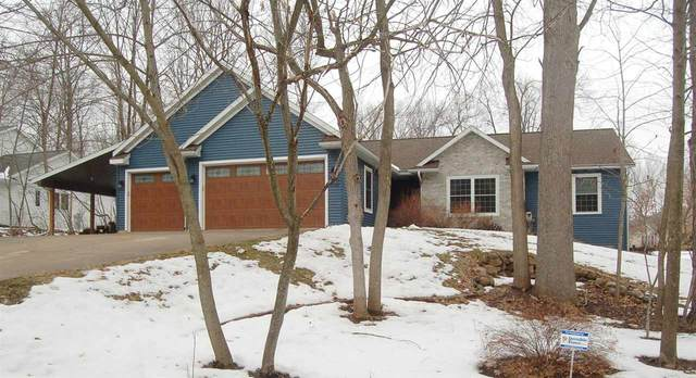 4406 Chatham Drive, Green Bay, WI 54313 (#50236139) :: Dallaire Realty