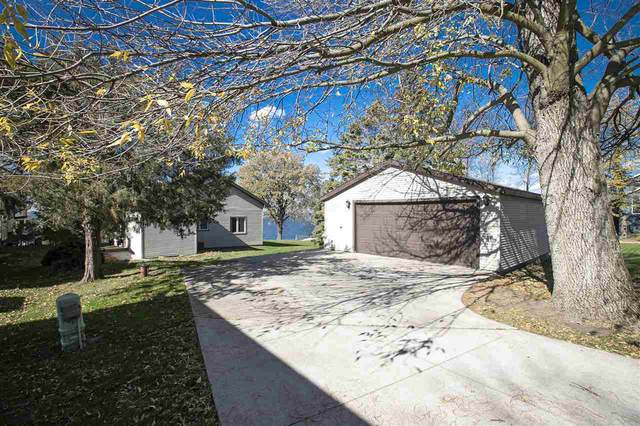 N6663 Harrison Road, Hilbert, WI 54129 (#50236144) :: Dallaire Realty