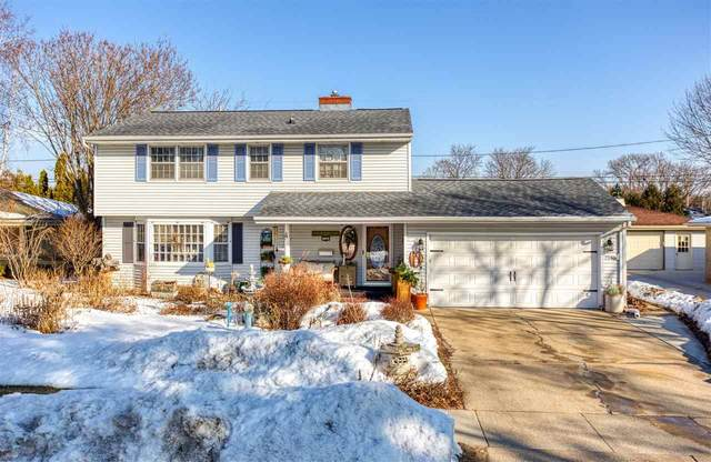 700 E Lindbergh Street, Appleton, WI 54911 (#50236160) :: Dallaire Realty