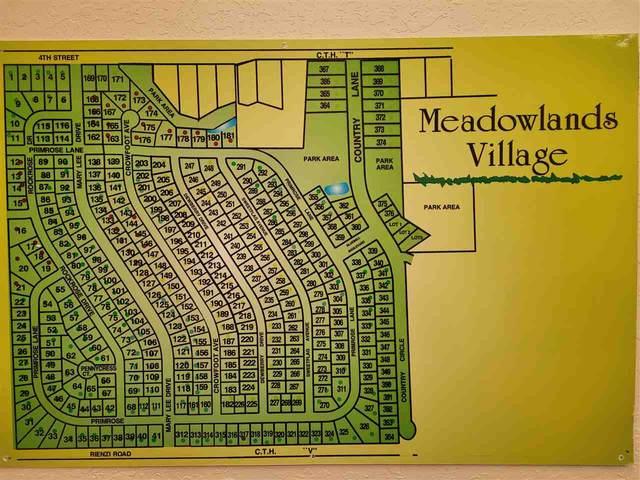 1458 Primrose Lane, Fond Du Lac, WI 54935 (#50236178) :: Todd Wiese Homeselling System, Inc.