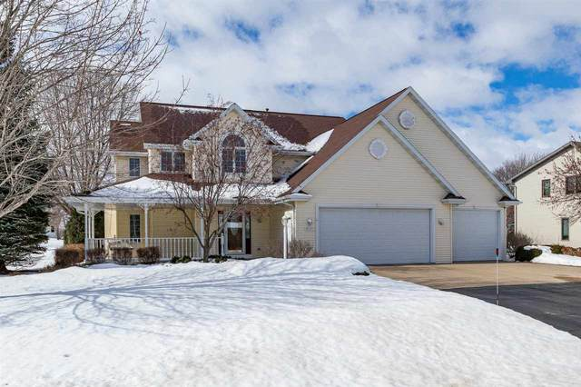 N1217 Thrush Drive, Greenville, WI 54942 (#50236239) :: Town & Country Real Estate